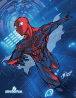Spiderman Unlimited by mdavidct