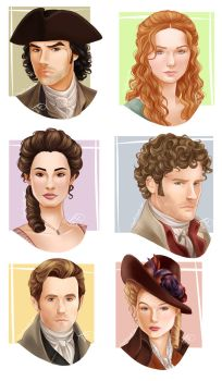 Poldark by juliajm15