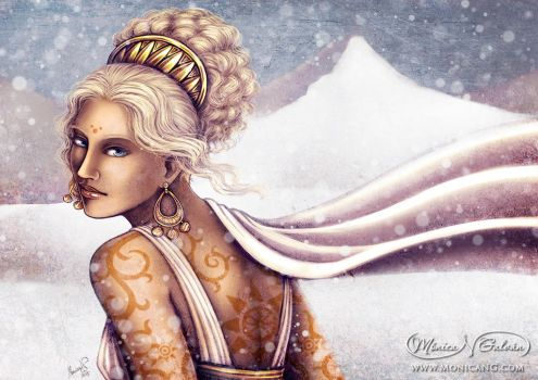 We do not Lie - EV Winter Song by Monica-NG