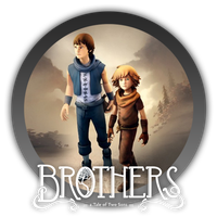 Brothers A Tale of Two Sons - Icon by Blagoicons
