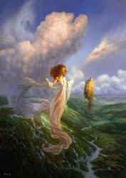 Mistress of the winds by chvacher