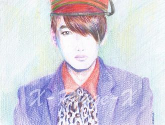 Kim Ryeowook by X-Rouge-X