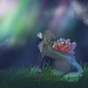 Northern Lights by Thunderfsf