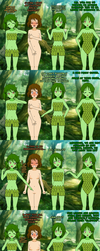 Sally Sandra and the Dryads - Part 2 by 12thtimelost
