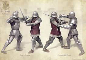 Armoured Combat Techniques Vol III by Undermound