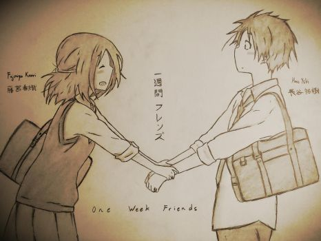Isshuukan Friends by Isa4966