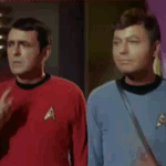 Scotty and Bones Gif by ThebmspriTer