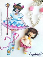 Card Captor Sakura - sTAR oUTFIT! by AyumiDesign