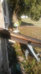 staining on the rail by quetzalgirl