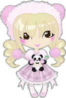 request for Chibi-1-Panda by dislea
