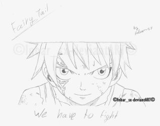 Fairy tail - Gerard child by knight-sx