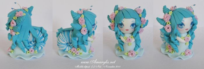 Snail Fairy 6 by Nailyce