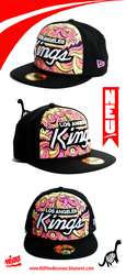 Los Angeles Kings.New Era Cstm by M1as