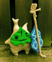 Makar plushie by LittleWikis