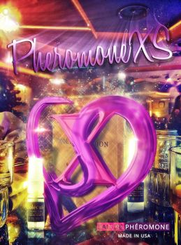 PheromoneXS - Promotional Canvas Print by idlebg