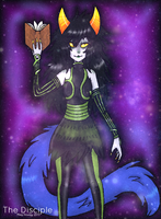 Homestuck: The Disciple by EnioscimentalCat