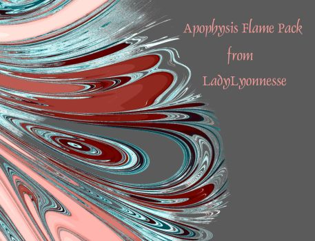 Apophysis Parameters Collections by LadyLyonnesse by LadyLyonnesse