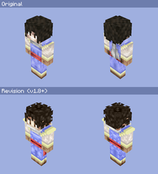 Personal Minecraft Skin by Exate