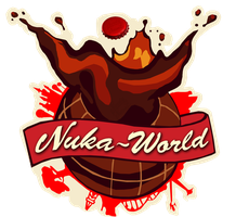 Nuka World Logo by ZanderYurami