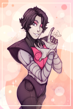 Lovely Mettaton by Miss-NoIdentity