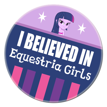 I Believed in Equestria Girls by RainbowDashuk