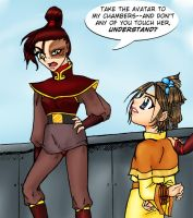 Avatar-GB-Zuko+Aang-No Touch by gyakuten-no-megami