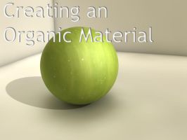 C4D tutorial: Organic shader by capsat