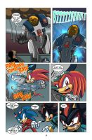 Sonic: The G.U.N. Project Pt3 pg08 by Chauvels