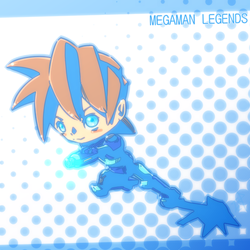 MEGAMAN LEGENDS: DASH!! by ef74