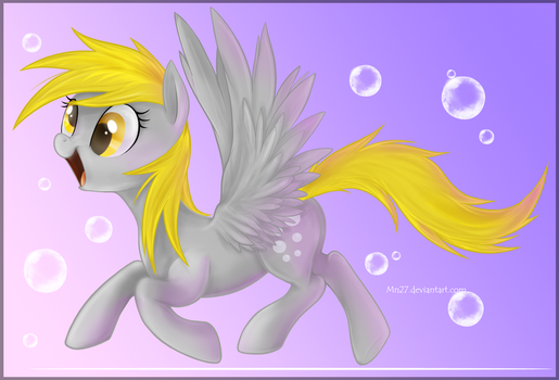 Bubbly by Mn27