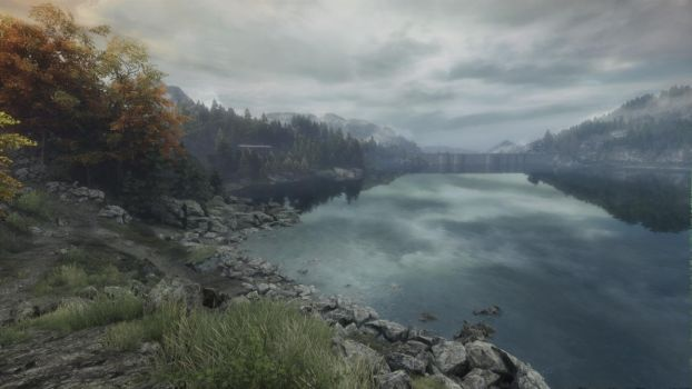 The Vanishing of Ethan Carter by loadhe
