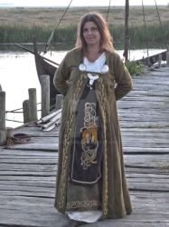 Viking Embroidery by Erianrhod