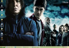 Half blood prince Wallpaper by Dhesia