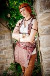 Dragon Age 2 ~ Aveline Vallen by Daiyame