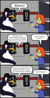 Hey Linux Deserves Toonie by doctormo