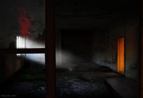Half Life - Room by boodlina