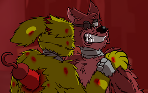 FNAF: The Final Battle by CarlytheWolf23