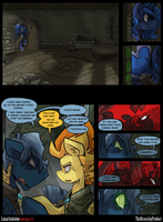 Lunar Isolation Pg 113 by TheDracoJayProduct