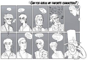 choose your favourites! by mjoelke