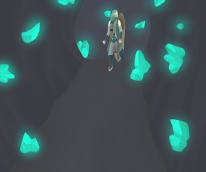 Crystal Cavern by SLIPT-SECOND