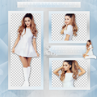 Photopack Png Ariana Grande 16 by Ricardo-Swift22
