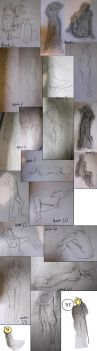 Life Drawing 1 by Eimah