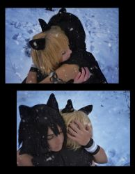 Don't cry... Konoe by MagentaTeam