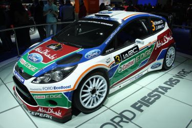 Ford Fiesta RS WRC by HACKELMaN