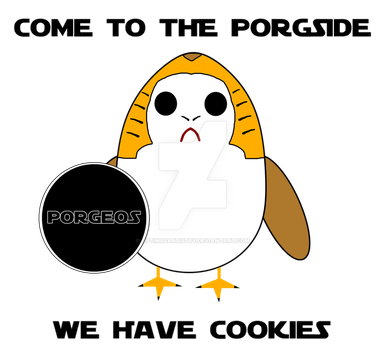 Come to the Porgside.... by optimusartistry