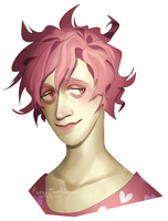 Pink guy by Pyro-Zombie