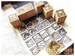 Wood Stamp Collection by jinyjin