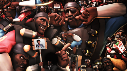 TF2 - Find the Stout Shako by BrolyNo1Consorter