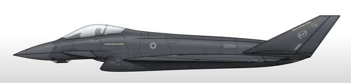 Tempest F2 - Royal Air Force by Jetfreak-7