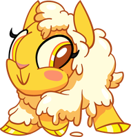 Custard Babaa by Tibby-Kitty